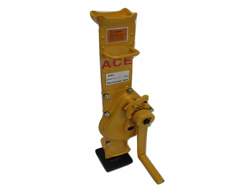 5 Ton Low Profile Lifting Jack - Lift 5T Heavy Duty Vehicle